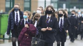 Updates on CCP Virus: UK Students Back to School After 2-Month Closure