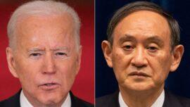 US, Japan Plan Summit on April 9