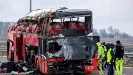 Five People Killed in Ukrainian Bus Crash in Poland