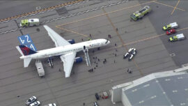 Utah Jazz 'Shaken, but Unharmed' After Team Plane Forced Into Emergency Landing After Bird Strike