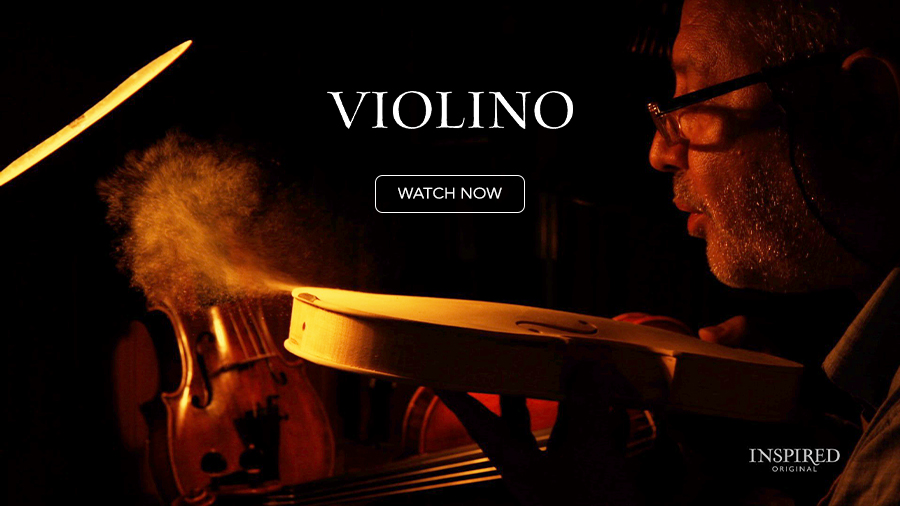 New Film 'Violino': Vibrations of the Soul