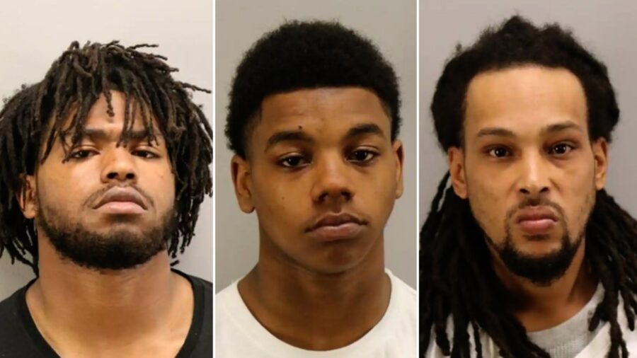 Virginia Police Arrest 3 Additional Suspects Allegedly Connected to Oceanfront Shootings