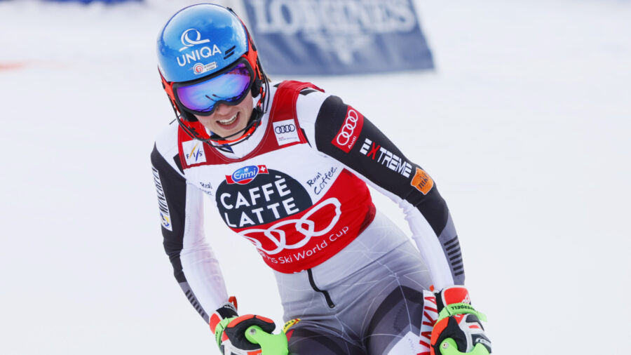 Alpine Skiing: Slovakia's Vlhova Wins Women's Overall World Cup Title