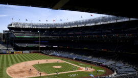 New York Baseball Stadiums to Open Up to Fans