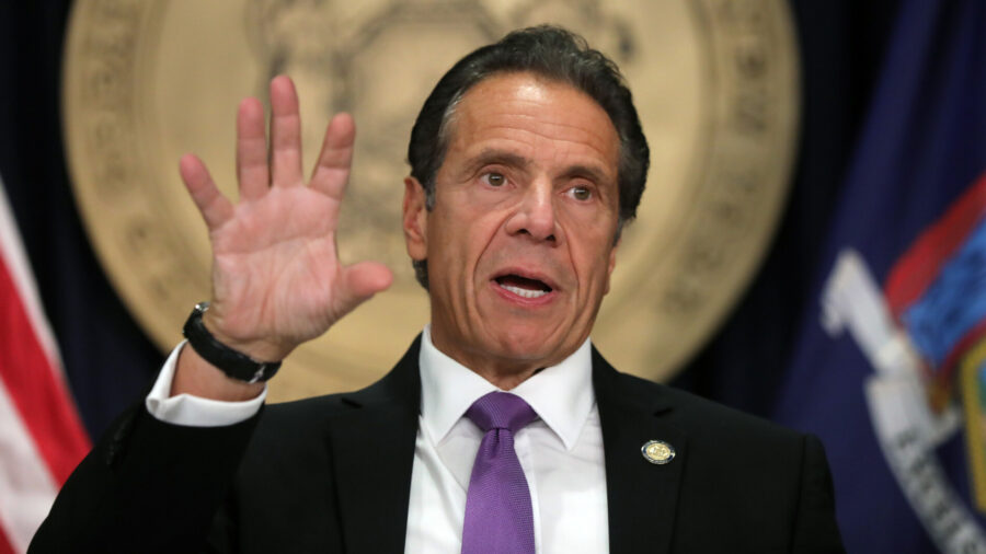 Cuomo to Sign Bill Stripping His Emergency COVID-19 Powers