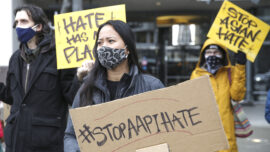 Senate Holds Hearing on Asian-American Discrimination