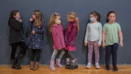 CDC Now Recommends 3-foot Social Distancing in Classrooms