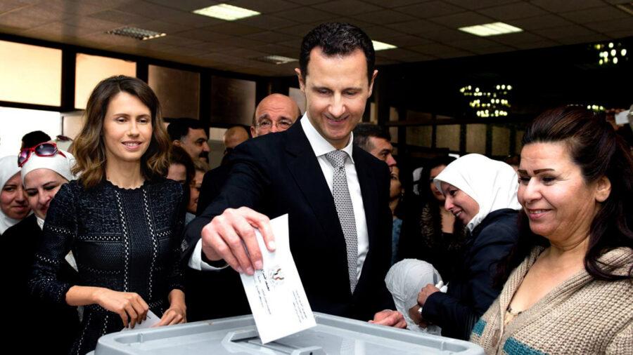 Syrian President, Wife Test Positive for Coronavirus