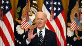 Biden Denies His Policies Caused Border Surge