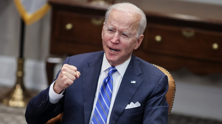 Biden to Hold First Press Conference by End of Month: White House