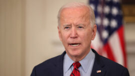 Biden Calls for a Ban on 'Assault Weapons and 'High Capacity' Magazines After Colorado Shooting