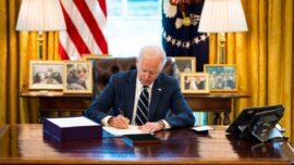 Biden Signs $1.9 Trillion COVID-19 Relief Bill