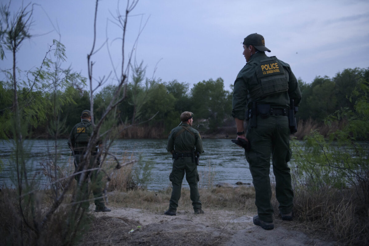 US border patrol agents