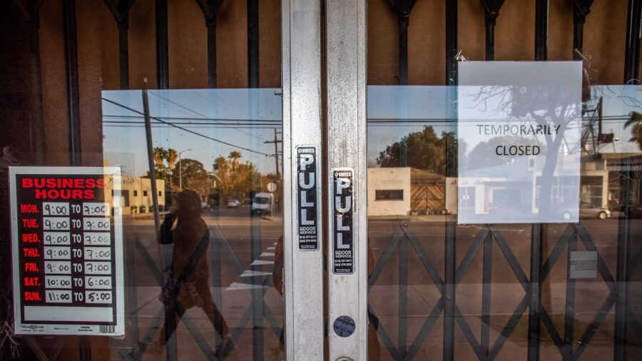 California Small Businesses Work to Adapt