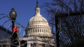 Bipartisan Proposal Would Ban Permanent Fencing Around US Capitol