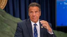 'I'm Not Going to Resign:' Cuomo