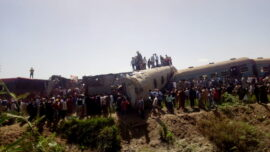 Trains Collide in Southern Egypt, Killing at Least 32