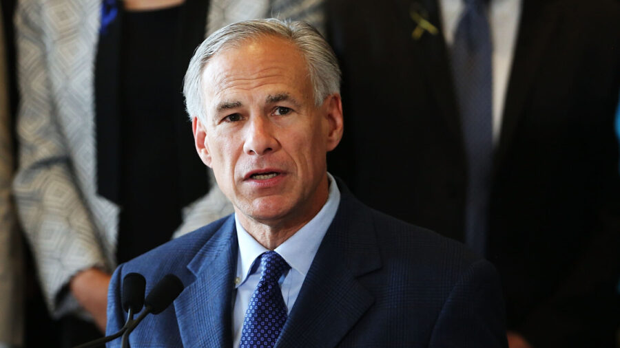 Texas Gov. Abbott Threatens $1,000 Fine Against Local Officials And Businesses Who Enforce Mask Mandates