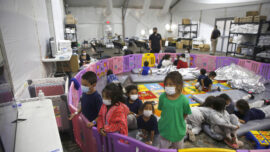 4,100 Illegal Immigrants, Mostly Children, Crowded in a Border Facility Intended for 250
