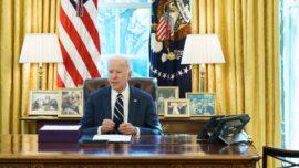 Biden Signs $1.9 Trillion Virus Relief Bill Into Law