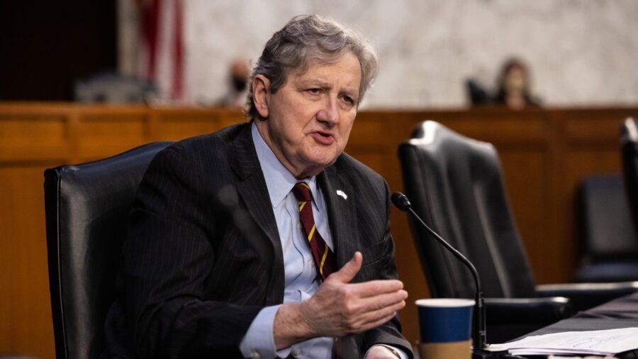 Trump Endorses Louisiana Senator John Kennedy for Re-Election