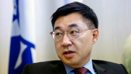 Taiwan Opposition Chief in No Rush for China Meeting