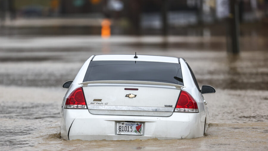 State of Emergency Declared After Heavy Rain and Floods in Kentucky