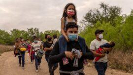 Democrat Lawmakers Tour Migrant Facility