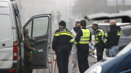 Bomb Attack at Dutch COVID-19 Test Center