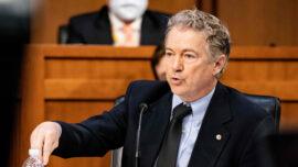 Sen. Rand Paul Calls Fauci's Mask Wearing 'Theater'