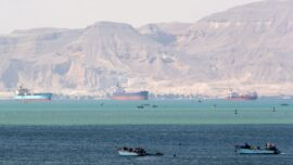 Ship Backlogs From Suez Chaos Could Take Months to Clear, Container Lines Say