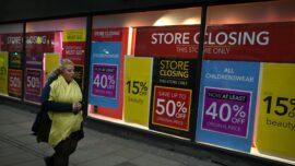 Final Debenhams Stores Shut in End of an Era