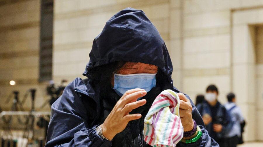 Hong Kong Democracy Campaigners Kept in Custody After Marathon Bail Hearing