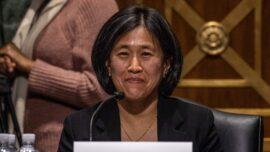 Senate Confirms Katherine Tai as Biden's Top Trade Envoy