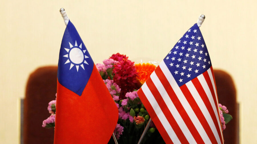 Biden Sends Unofficial Delegation to Taiwan