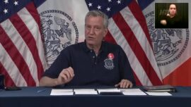 Mayor: NYPD Should Confront 'Hurtful' Acts