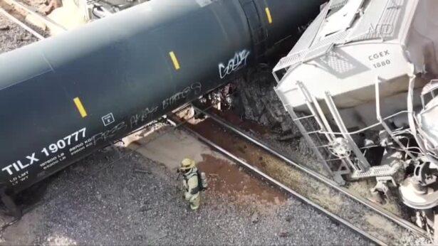 train derail