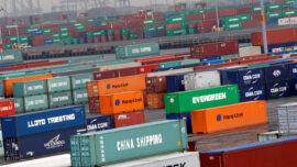 America Sees Record Trade Deficit