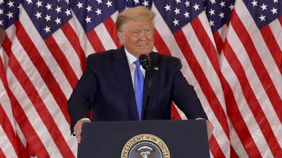 Trump on Border Crisis: 'They're Going to Destroy Our Country'
