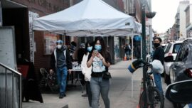 Teenagers Will Be Eligible for Vaccine in New York City