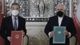 Against US, China Signs Economic, Security Agreement With Iran