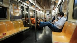 Rising Crime in NYC's Subway System