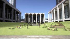 Lincoln Center's Plaza to Transform Into Park