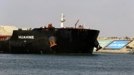 Suez Canal Shipping Backlog Ends, Days After Giant Vessel Freed