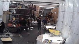 Attack on Hong Kong Epoch Times' Printing Press Highlights City's Declining Press Freedom