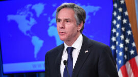 Blinken Warns It Would Be 'Serious Mistake' for Beijing to Attack Taiwan