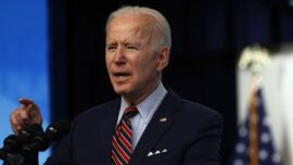 Biden Pushes Employers to Provide Paid Time Off for COVID-19 Vaccinations