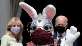 Biden Delivers Easter Address to Nation
