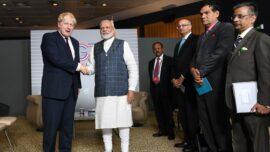 UK Prime Minister Johnson Cancels India Visit Amid CCP Virus Surge