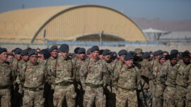 UK to Withdraw Troops From Afghanistan